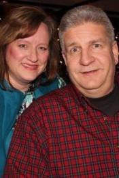 John and Diane Misina Photo