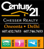 CENTURY 21 Chesser Realty Logo