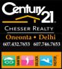 CENTURY 21 Chesser Realty Logo