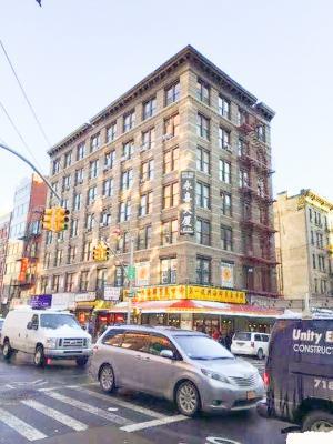 Photo of 17 East Broadway #607, New York, NY 10002