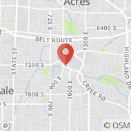 Map to 948 E North Union Ave, Midvale, UT 84047