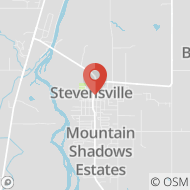Map to 300 Main Street, Stevensville, MT 59870