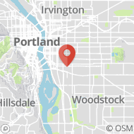 Map to 2737 SE 21st Avenue, Portland, OR 97202