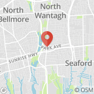 Map to 1916A Wantagh Avenue, Wantagh, NY 11793