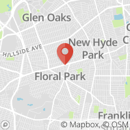Map to 236 Jericho Turnpike, Floral Park, NY 11001