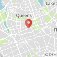 Map to 180-32 Union Turnpike, Fresh Meadows, NY 11366