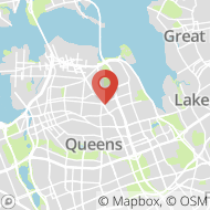 Map to 32-55 Francis Lewis Blvd, Bayside, NY 11358