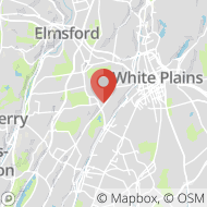 Map to 75 North Central Ave, Suite 1, Westchester, NY 10523
