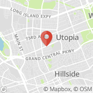 Map to 166-20 UNION TURNPIKE, Hillcrest, NY 11365