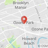 Map to 133-07 Cross Bay Blvd., Ozone Park, NY 11417