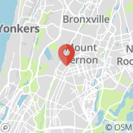 Map to 4627 White Plains Road, Bronx, NY 10470