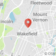 Map to 4627 White Plains Road, Bronx, NY 10470