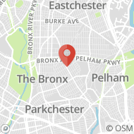 Map to 2000 Williamsbridge Road, Bronx, NY 10461