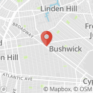 Map to 1039 Broadway, Brooklyn, NY 11221