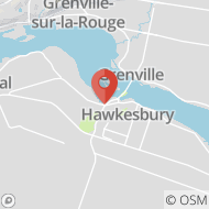 Map to 1 Main Street, Suite 300, Hawkesbury, ON K6A 1A1