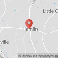 Map to 606 Hamlin Highway, P.O. Box 820, Hamlin, PA 18427