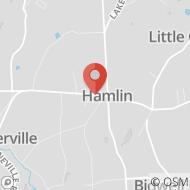 Map to 606 Hamlin Highway, Hamlin, PA 18427