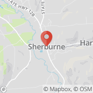 Map to , Sherburne, NY