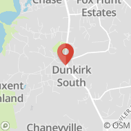 Map to 10130 Southern MD Boulevard, Dunkirk, MD 20754
