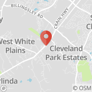 Map to 4550 Crain Highway, White Plains, MD 20695