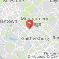 Map to 903 Russell Ave., Suite 100, Gaithersburg, MD 20879