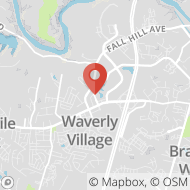 Map to 1171 Central Park Boulevard, Suite 200, Fredericksburg, VA 22401