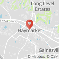 Map to 15030 Washington Street, Haymarket, VA 20169