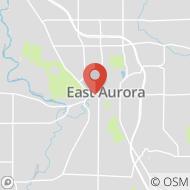 Map to 259 Main Street, East Aurora, NY 14052