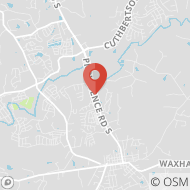 Map to 3615 Providence Road South, Waxhaw, NC 28173