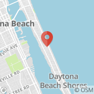 Map to 2136-C S. Atlantic Avenue, Daytona Beach Shores, FL 32118