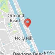 Map to 2727 N. Atlantic Avenue, Unit 101, Daytona Beach, FL 32118