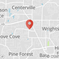 Map to 225 Smithville Church Road, Warner Robins, GA 31088