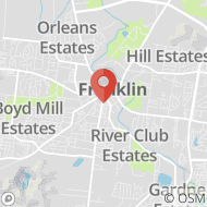 Map to 731 Columbia Ave., Franklin, TN 37065