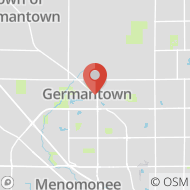 Map to W157N11593 Fond Du Lac Avenue, Germantown, WI 53022