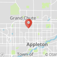 Map to 2711 N. Mason St., Suite A, Appleton, WI 54914
