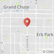 Map to 2711 N. Mason St., Appleton, WI 54914