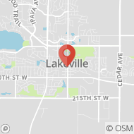 Map to 20765 Holyoke Avenue, Lakeville, MN 55044