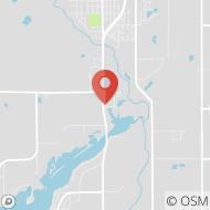 Map to 1828 Hwy 65, Mora, MN 55051