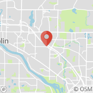 Map to 2143 Northdale Blvd NW, Coon Rapids, MN 55433
