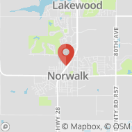 Map to 1039 Sunset Dr, Norwalk, IA 50211