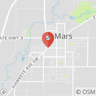 Map to 410 4th Street SW, LeMars, IA 51031