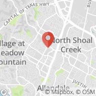 Map to 3737 Executive Center Drive, Austin, TX 78731
